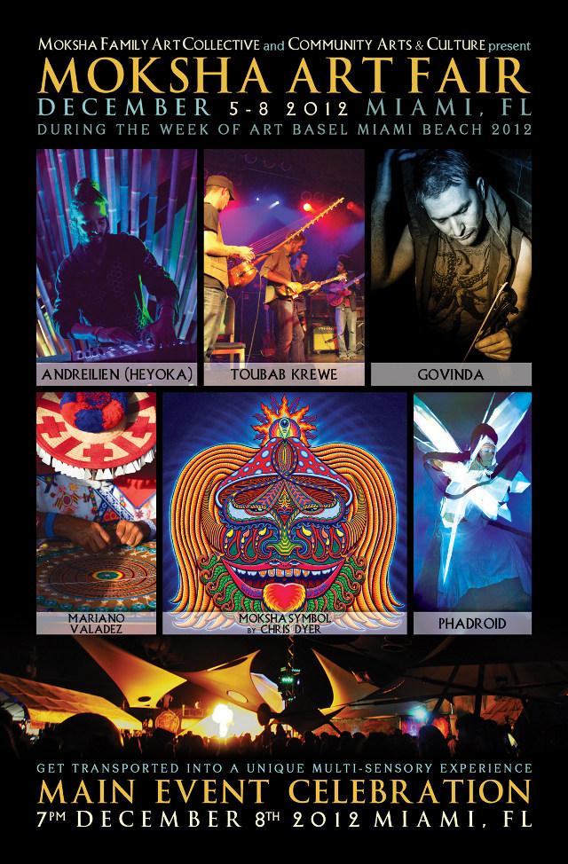 Moksha Art Fair 2012
