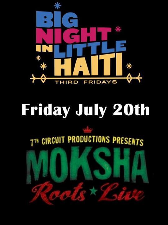Moksha Roots*Live* 7-20-2012