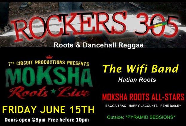 Moksha Roots*Live* 6-15-2012
