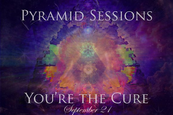 PYRAMID SESSIONS You're The Cure - Friday - Sept-21-2012 @ 7th Circuit Studios