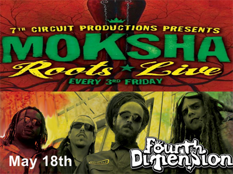 Moksha Roots Live 5-18-2012 @ 7th Circuit