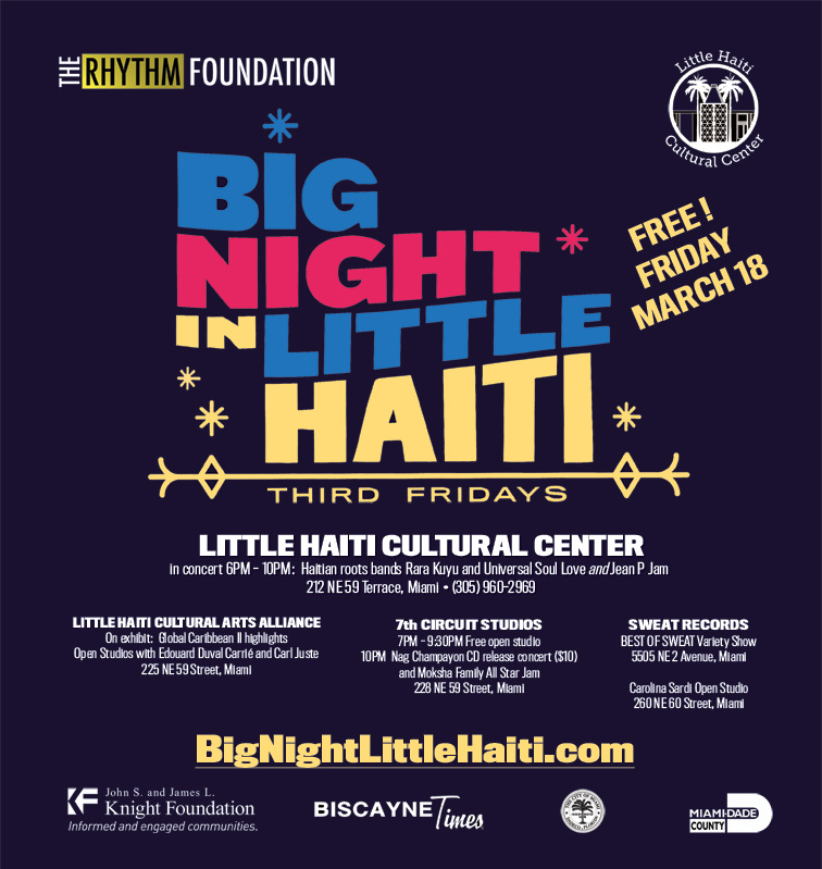 Big Night in Little Haiti